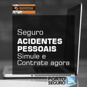 seguro acidentes pessoais - cotação online